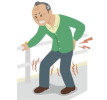 腰部椎間板ヘルニア・脊柱管狭窄症・足のしびれ・坐骨神経痛