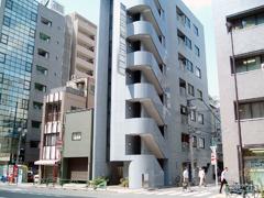 東京都台東区の整体-PAOカイロプラクティック上野・御徒町-SKビル外観