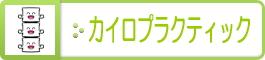 東京都台東区の整体-PAOカイロプラクティック上野・御徒町-カイロプラクティック