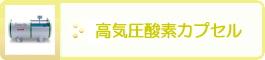 東京都台東区の整体-PAOカイロプラクティック上野・御徒町-高気圧酸素カプセル