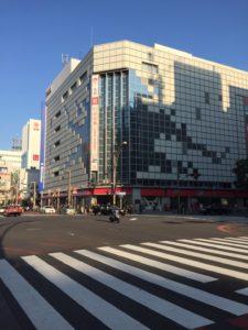 松坂屋上野